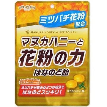 マヌカハニーと花粉の力 10袋