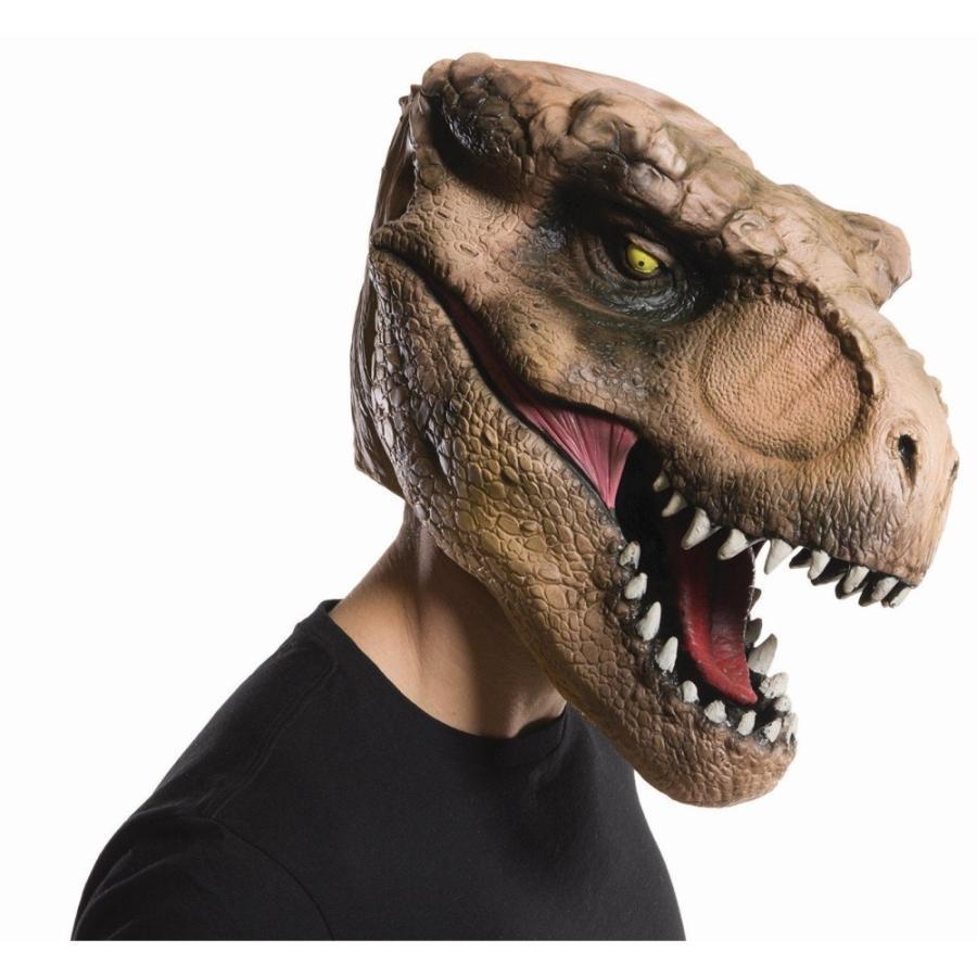 ティラノサウルス マスク ジュラシック・ワールド 大人用 T-Rex