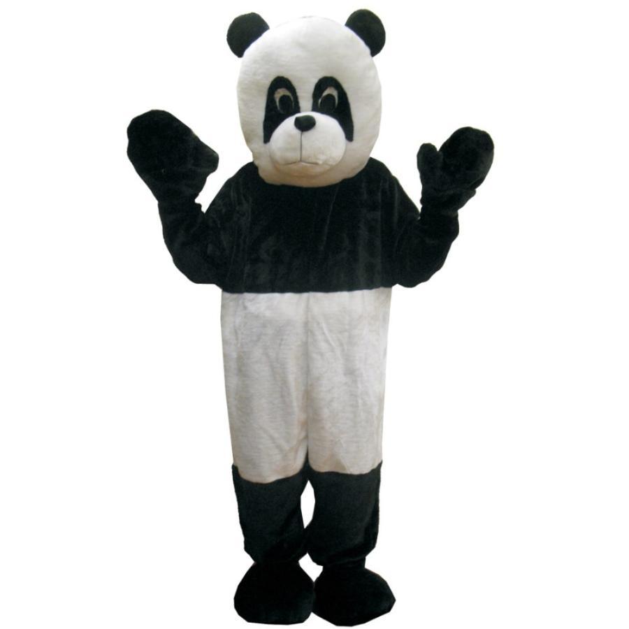 パンダ 着ぐるみ 衣装、コスチューム 大人男性用 マスコット