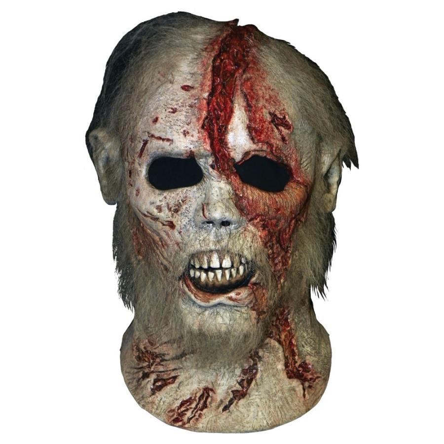 ウォーキング・デッド フルマスク 大人用 ホラーマスク ゾンビ