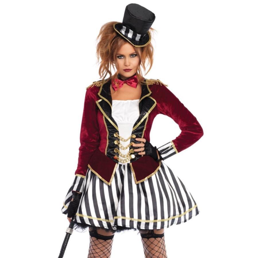 リングマスター 衣装、コスチューム 大人女性用 グレイテスト・ショーマン風