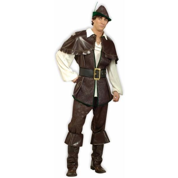 ロビンフット 冒険 衣装 、コスチューム 大人男性用 Robin Hood