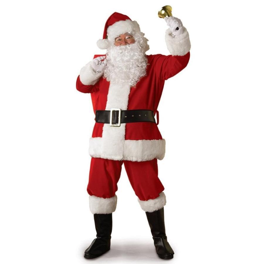 レガシー・サンタ スーツ 衣装、コスチューム クリスマス Legacy Santa