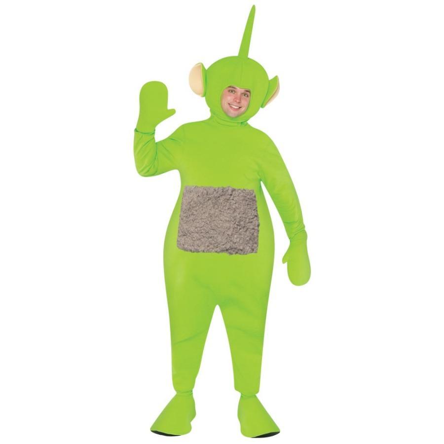 テレタビーズ ディプシー 衣装、コスチューム 大人男性用 TELETUBBIES DIPSY ADULT