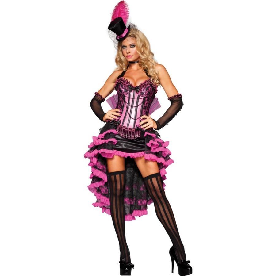 ダンサー 衣装、コスチューム 大人女性用 Burlesque Beauty