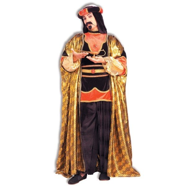 クリスマス アラブの王様 衣装 、コスチューム 大人男性用 アラビア Royal Sultan