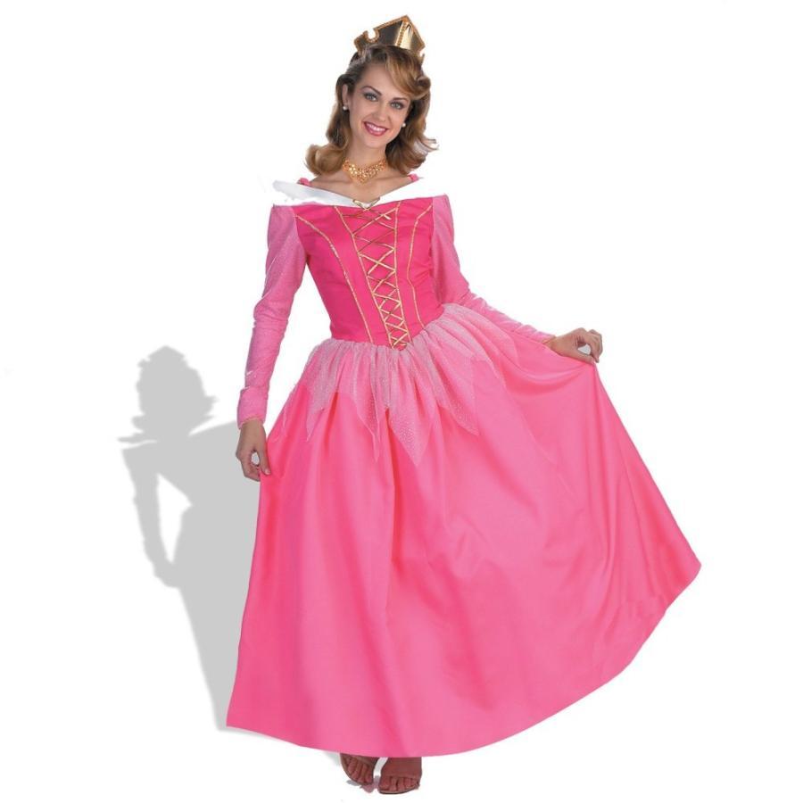 オーロラ姫 衣装 、コスチューム 大人女性用 Prestige ドレス・@ディズニー 眠れる森の美女