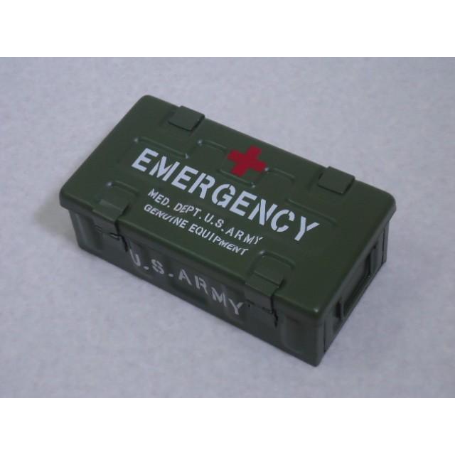 ミリタリーミニケース U.S.ARMY|amegare