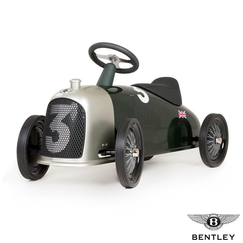 Rider Heritage Bentley Baghera(バゲーラ)社 ライドオン ベントレー 乗用玩具 キッズ 子供 インテリア ブラック 組み立て式