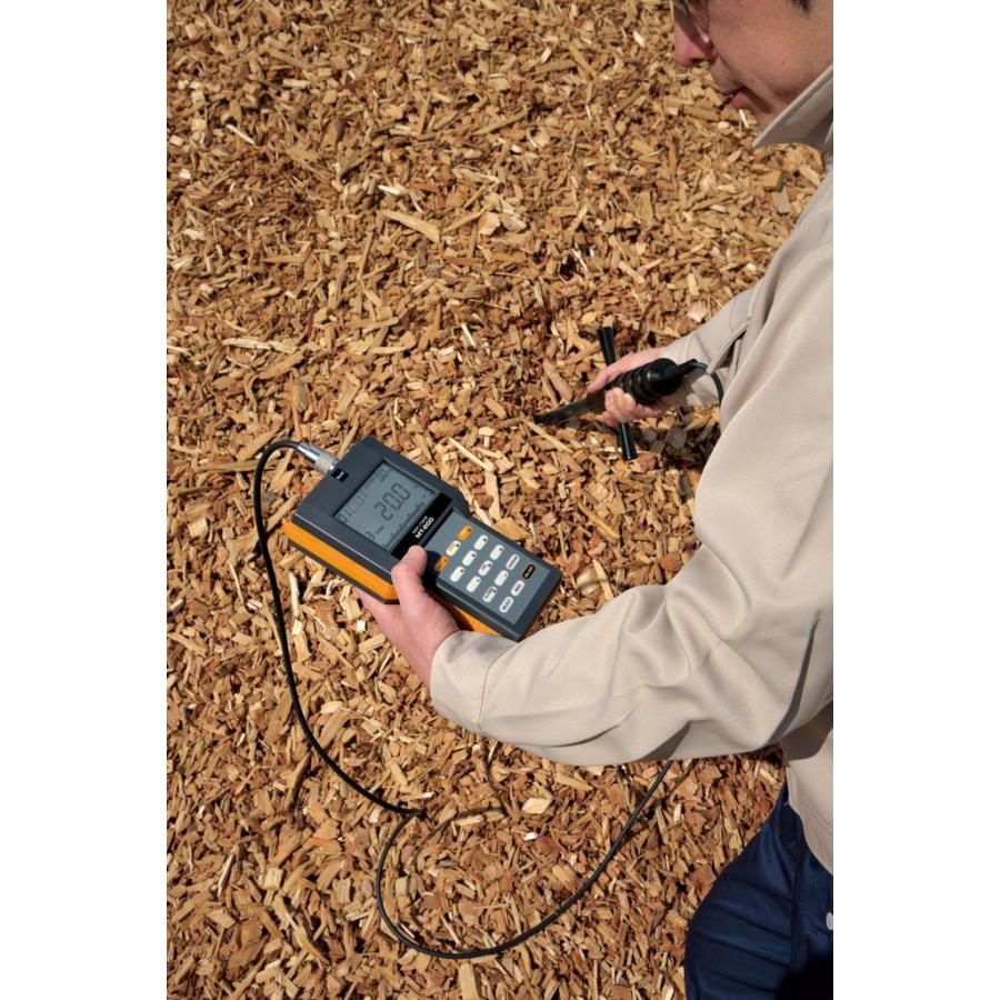 木質バイオマス水分測定器MT-200|amenis-kankyo|02