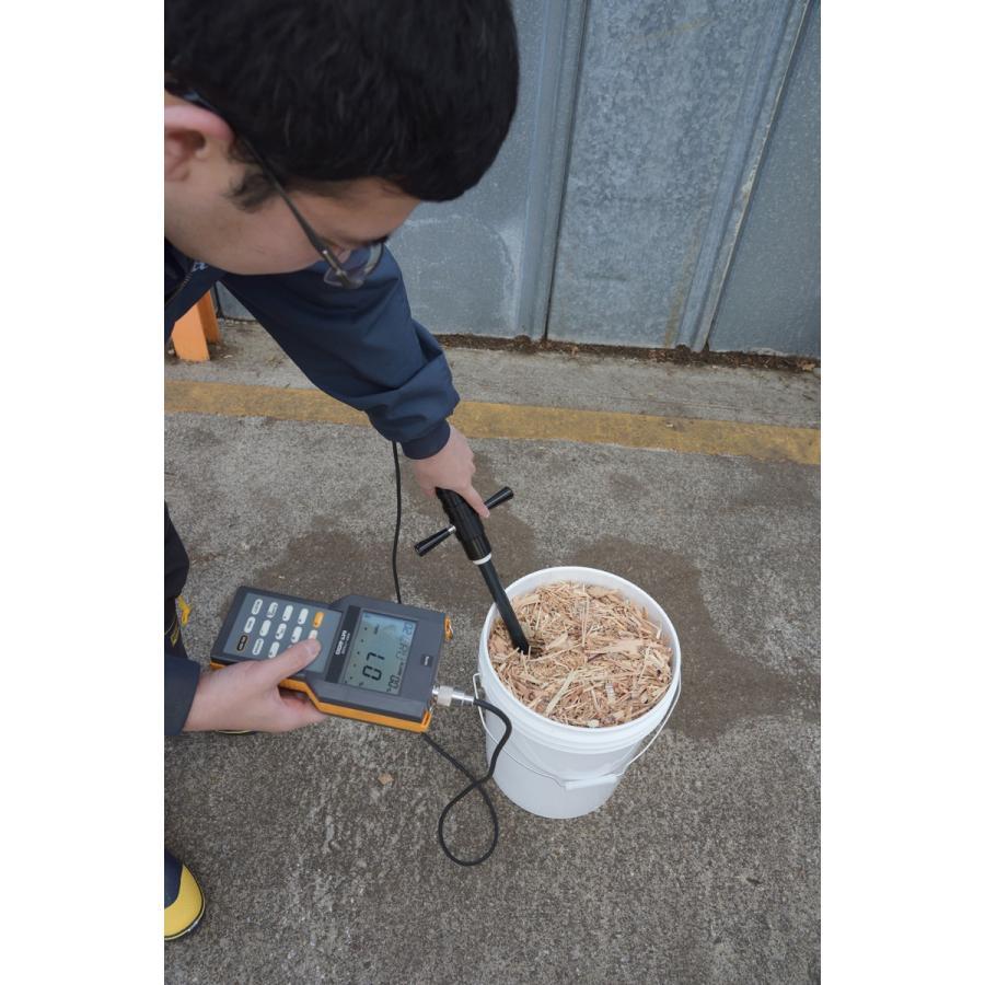 木質バイオマス水分測定器MT-200|amenis-kankyo|03