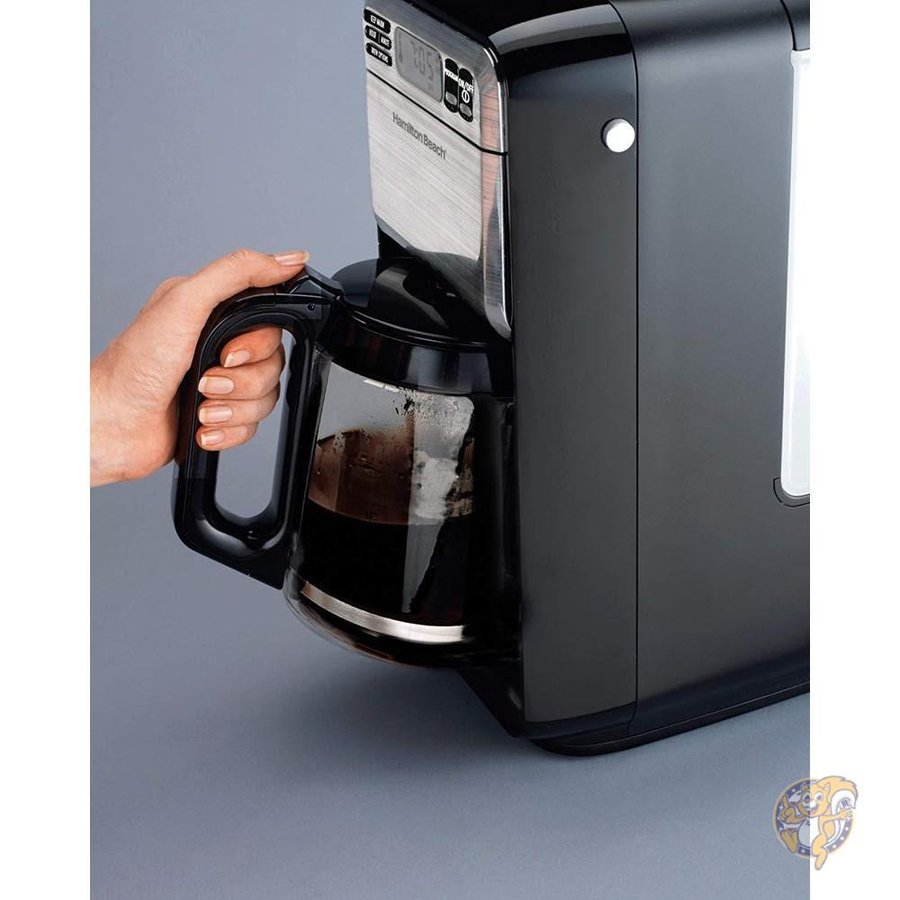 Hamilton Beach ハミルトンビーチ 46201 12カップ コーヒーメーカー ステンレス全自動コーヒーメーカー 並行輸入品 americapro 04