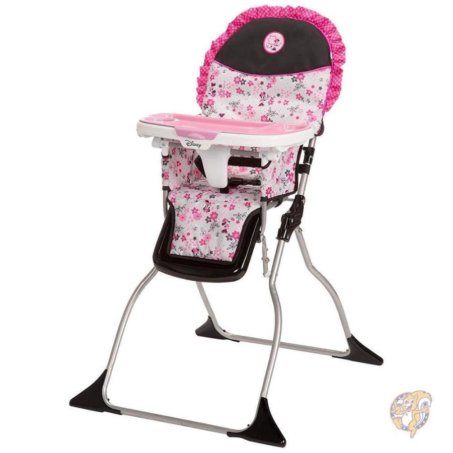 ディズニー ベビー ハイチェアー Disney Simple Fold Plus High Chair, Garden Delight, Minnie