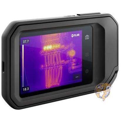 フリアー ポケットサーマルカメラ FLIR 89401-0202 Wi-Fi付き C5