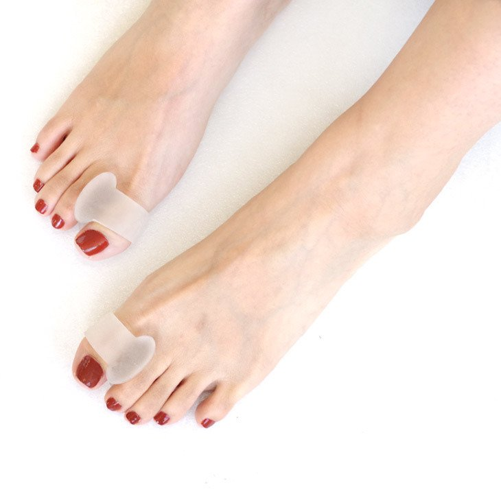 親指広げジェルサック サポータ― レディース 足指 お買い得品 外反母趾 ご注文で当日配送 キッズ