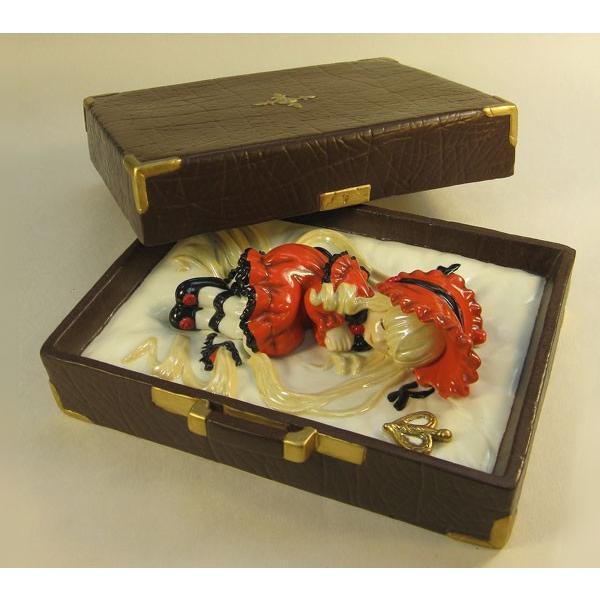 ローゼンメイデン 真紅 陶器フィギュア[グルーヴガレージ]【送料無料】《在庫切れ》