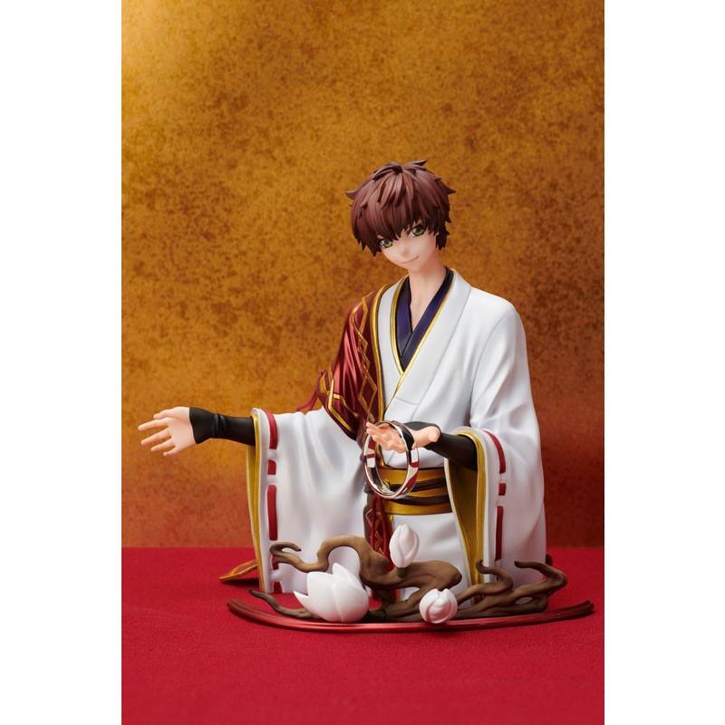 【限定販売】Statue and ring style コードギアス ルルーシュ・ランペルージ&枢木スザク リング15号 (フィギュア+指輪)[フリーイング]《発売済・在庫品》|amiami|05