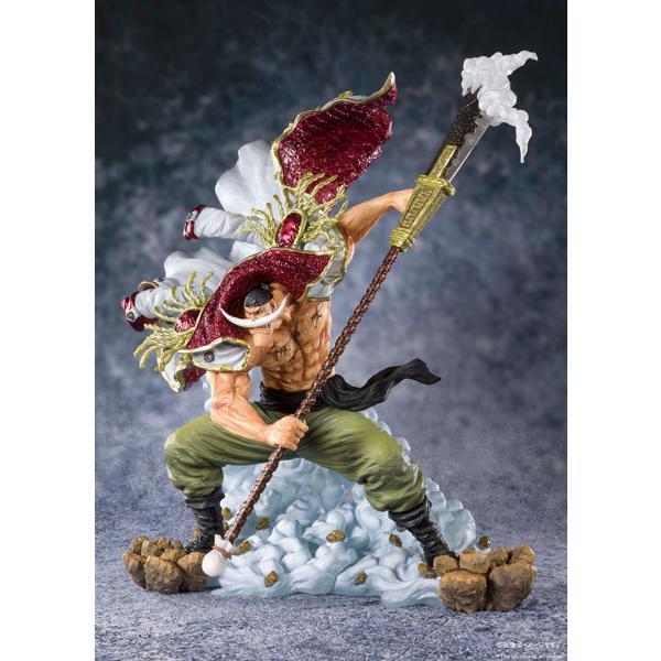 フィギュアーツZERO エドワード・ニューゲート -白ひげ海賊団船長- 『ワンピース』[BANDAI SPIRITS]【送料無料】《在庫切れ》|amiami