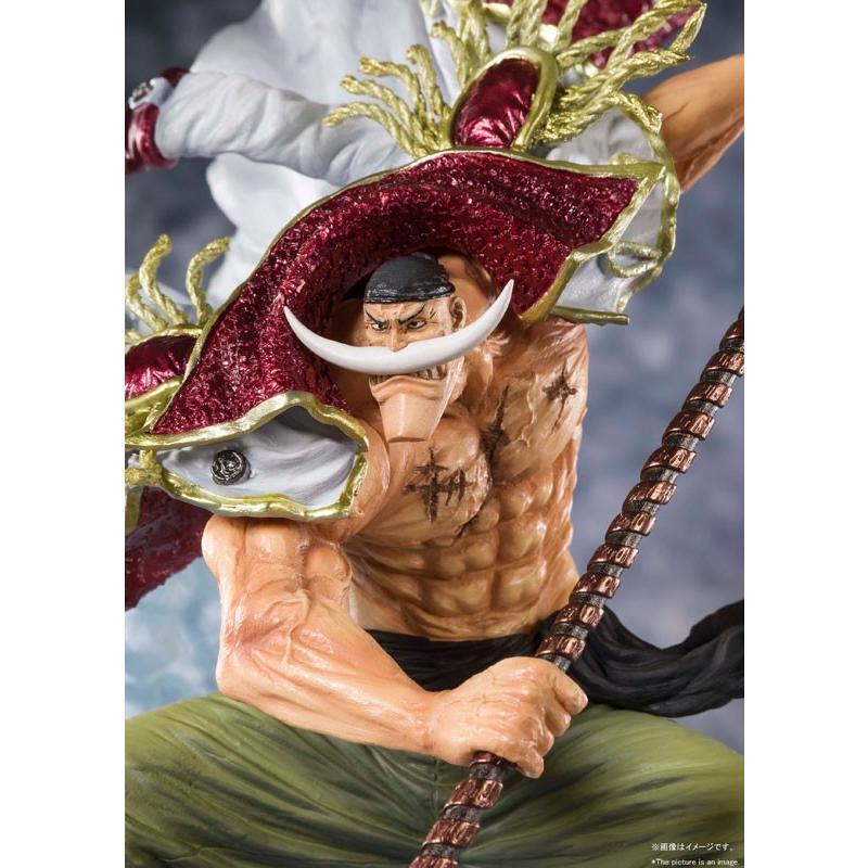 フィギュアーツZERO エドワード・ニューゲート -白ひげ海賊団船長- 『ワンピース』[BANDAI SPIRITS]【送料無料】《在庫切れ》|amiami|03