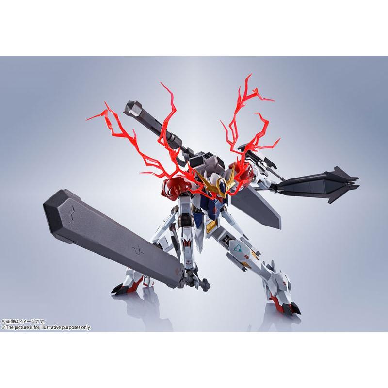 METAL ROBOT魂 〈SIDE MS〉 ガンダムバルバトスルプス 『機動戦士ガンダム 鉄血のオルフェンズ』[BANDAI SPIRITS]《08月予約》 amiami 02