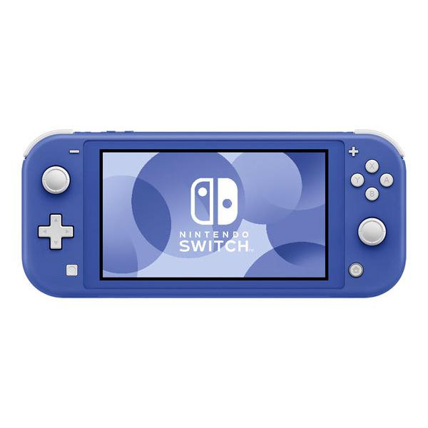Nintendo Switch Lite ブルー 【PayPal利用不可】[任天堂]【同梱不可】《発売済・在庫品》 amiami