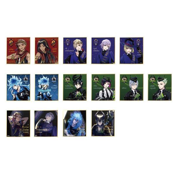 ディズニー ツイステッドワンダーランド ビジュアル色紙コレクションvol.2 15個入りBOX[エンスカイ]【送料無料】《発売済・在庫品》 amiami