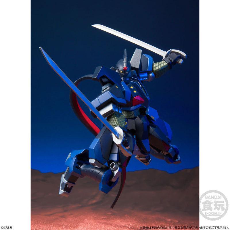 スーパーミニプラ 忍者戦士 飛影Vol.3 3個入りBOX (食玩)[バンダイ]《発売済・在庫品》|amiami|04