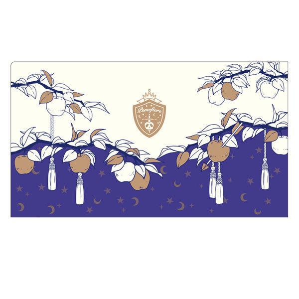 ツイステッドワンダーランド Story colors マスクケース ポムフィオーレ[カミオジャパン]《在庫切れ》 amiami