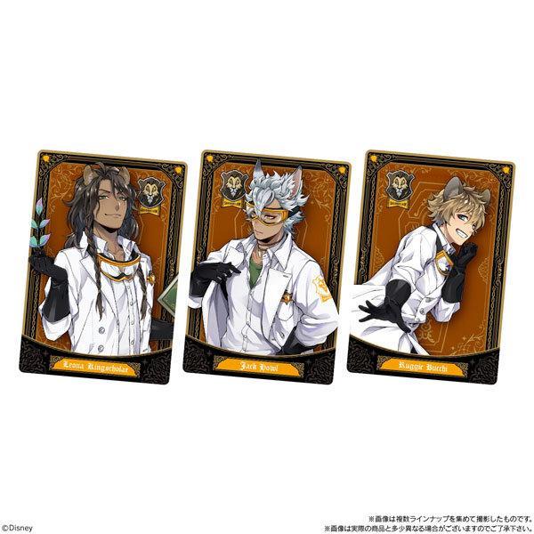 ディズニー ツイステッドワンダーランド ウエハース3 20個入りBOX (食玩)[バンダイ]【同梱不可】【送料無料】《発売済・在庫品》 amiami 04