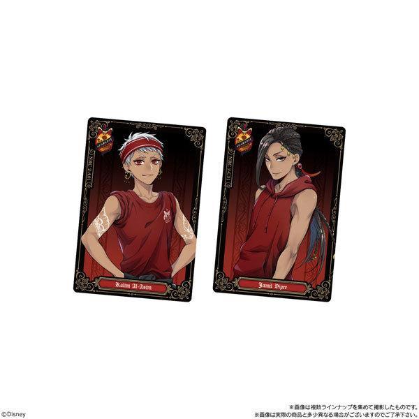 ディズニー ツイステッドワンダーランド ウエハース4 20個入りBOX (食玩)[バンダイ]《発売済・在庫品》|amiami|06