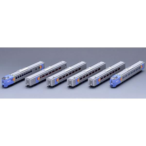 98952 JRキハ261 1000系特急ディーゼルカー(スーパーとかち)セット (6両)[TOMIX]《在庫切れ》