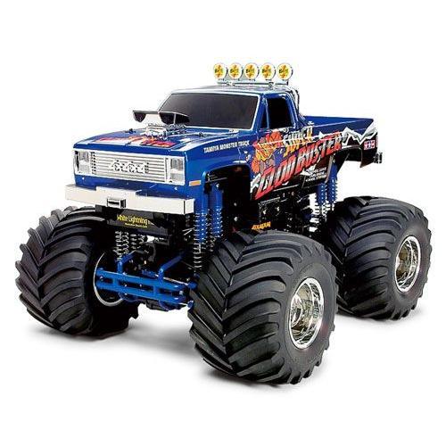 1/10電動RCカー 4×4×4 ピックアップトラック スーパークラッドバスター[タミヤ]《取り寄せ※暫定》