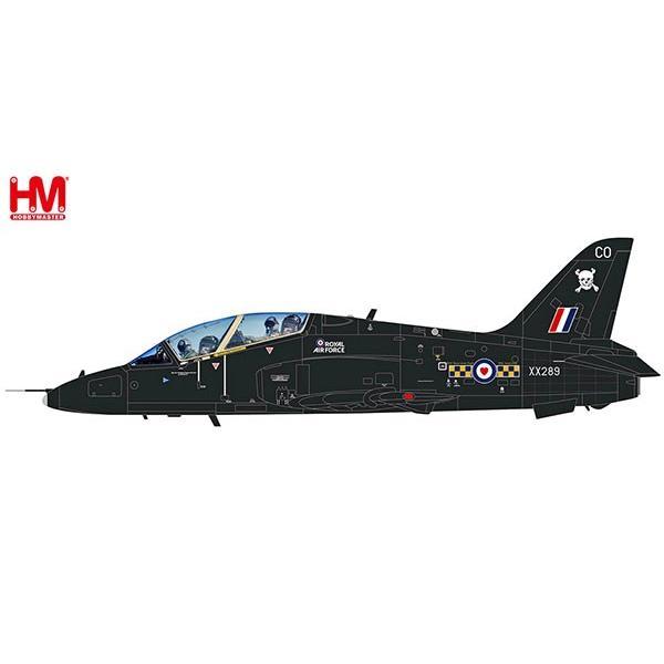 """1/48 ホーク T.1 """"イギリス空軍 第100飛行隊""""[ホビーマスター]《在庫切れ》"""