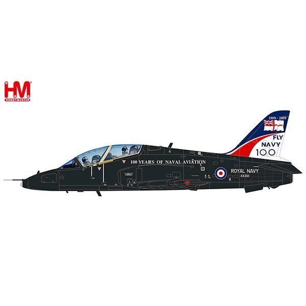 """1/48 ホーク T.1 """"イギリス海軍航空隊 ヨービルトン基地 2009""""[ホビーマスター]《在庫切れ》"""