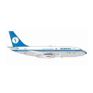 1/200 737-200 Sabena OO-SDN[ヘルパウイングス]《在庫切れ》