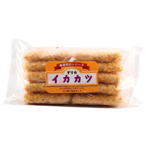 大栄食品 イカカツ(パック) 60g×10|amicashop