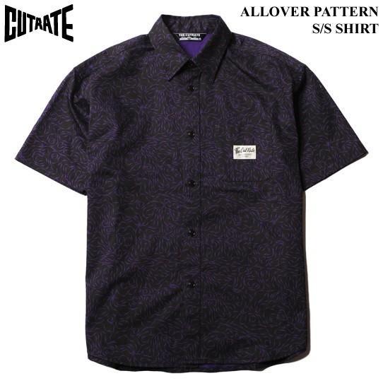 無料発送 CUT-RATE 総柄シャツ カットレイト cutrate SHIRT シャツ ALLOVER シャツ PATTERN S/S SHIRT 総柄シャツ 半袖シャツ, ハッピーガーデン:f274d8a9 --- chizeng.com