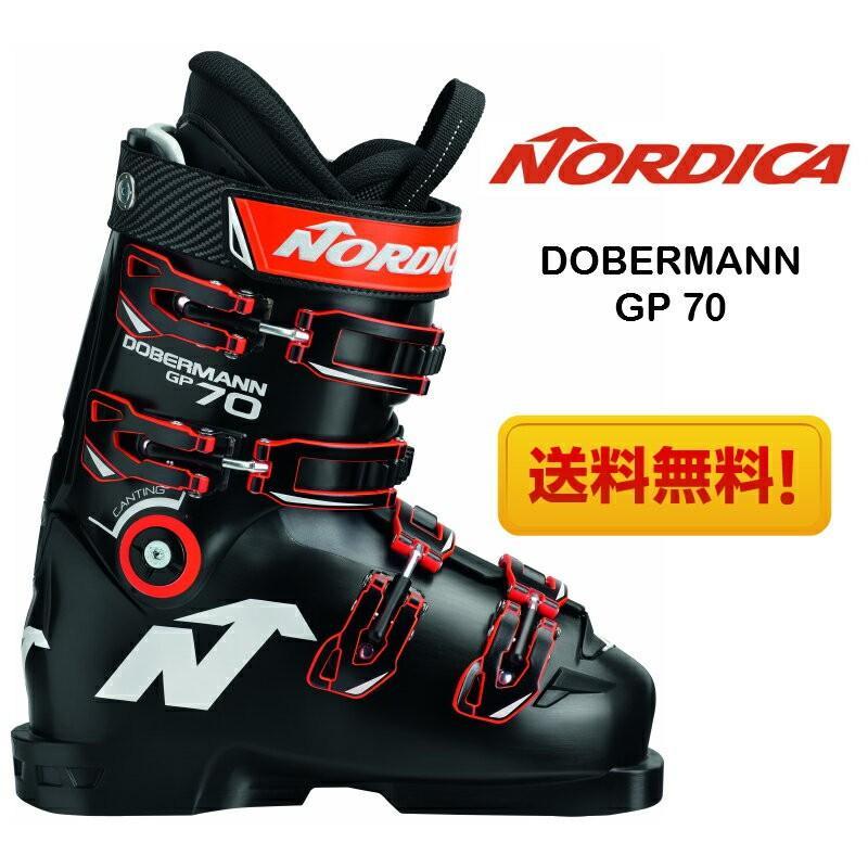 【初回限定】 2019 2020 NORDICA DOBERMANN GP 70 ノルディカ ドーベルマン スキーブーツ 送料無料, 安達町 77484b76