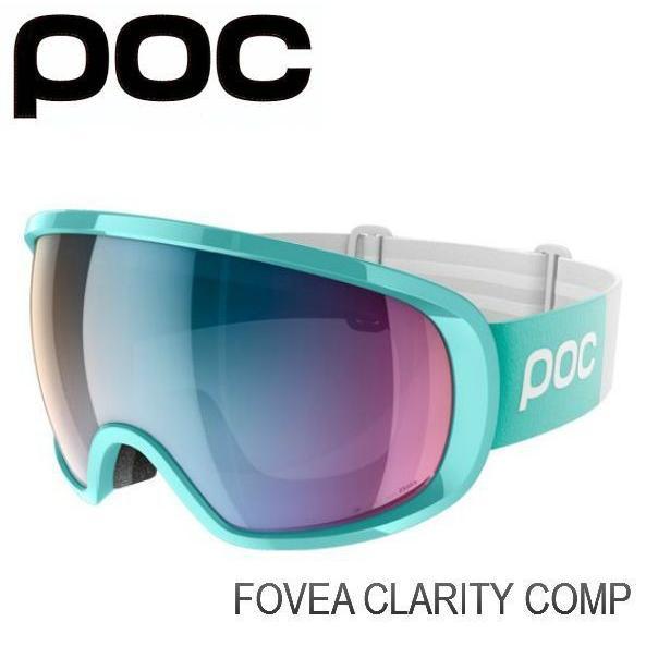 【SALE】 POC スノボ Fovea Clarity Comp TinBlue ポック スキー スキー スノボ ゴーグル ポック フォーヴィア クラリティー 球面, Pixie:50732161 --- airmodconsu.dominiotemporario.com