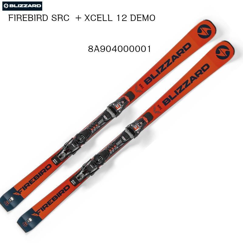 2019 2020 BLIZZARD FIREBIRD SRC + XCELL 12 DEMOブリザード スキー 上級者