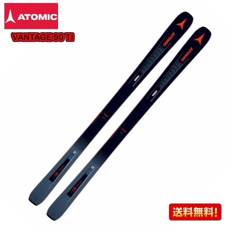 2018 2019 ATOMIC VANTAGE 90 TI バンテージ スキー 板のみ
