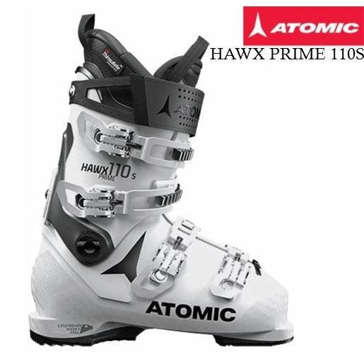 本物保証!  2018 2019 ATOMIC HAWX PRIME 110 S WHITE ANTHRACITE ホワイト ホークス プライム メモリーフィット 中級 上級, YOU-shop 06e927eb