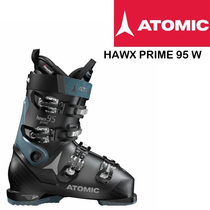 2019 2020 ATOMIC HAWX PRIME 95 W 黒 Denim 青