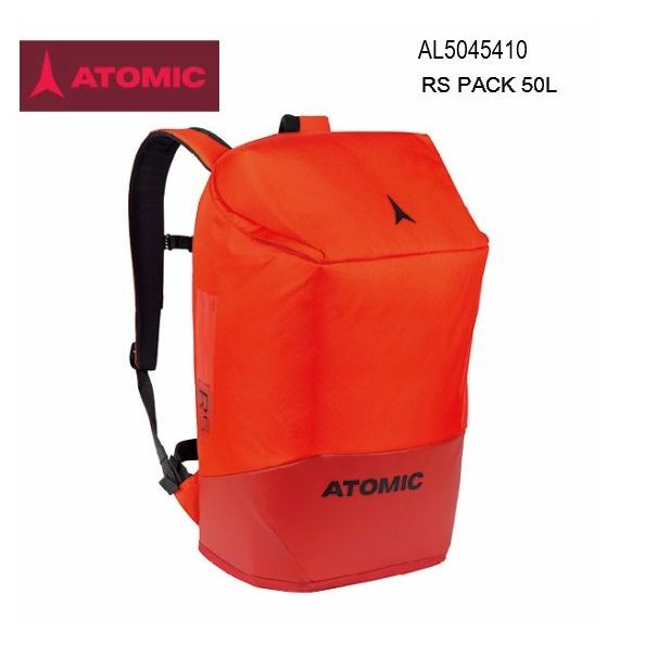 2020 ATOMIC RS PACK 50L Bright 赤 アトミック スキーブーツバック バックパック