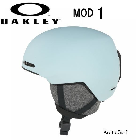 2019 2020 OAKLEY MOD1 ArcticSurf AsianFit オークリー スノー ヘルメット スキー スノーボード