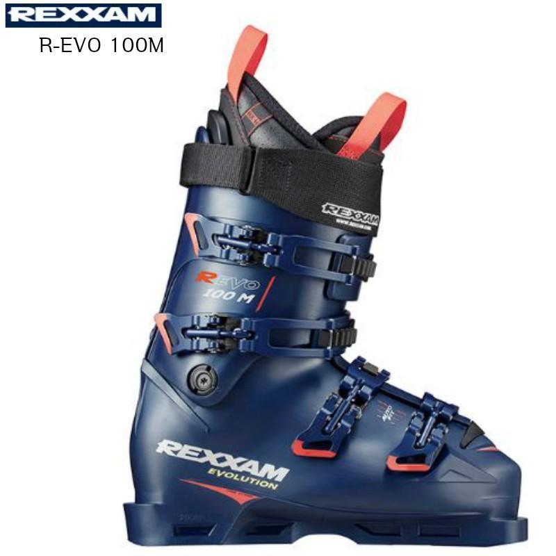 2019 2020 REXXAM R-EVO 100M BX-Hインナー レグザム スキーブーツ