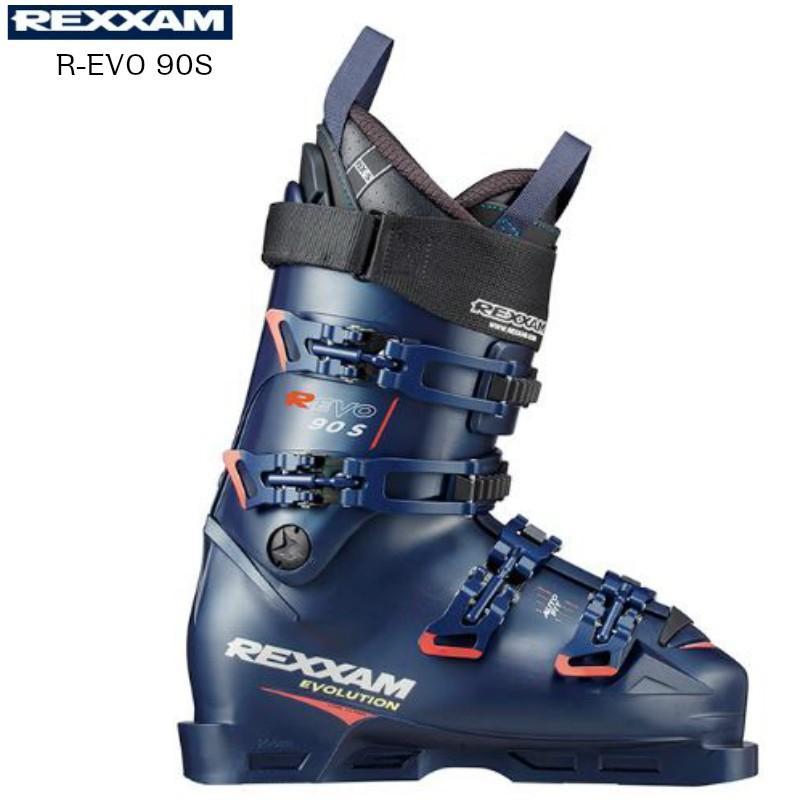 2019 2020 REXXAM R-EVO 90S BX-S インナー レグザム スキーブーツ