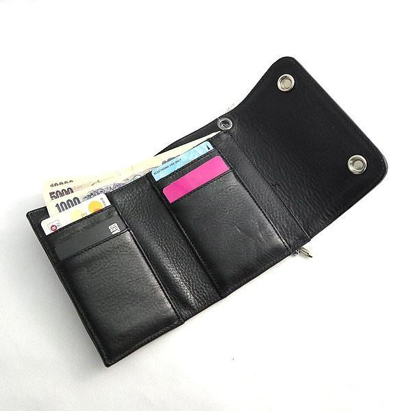 ハーツ 財布 クロム