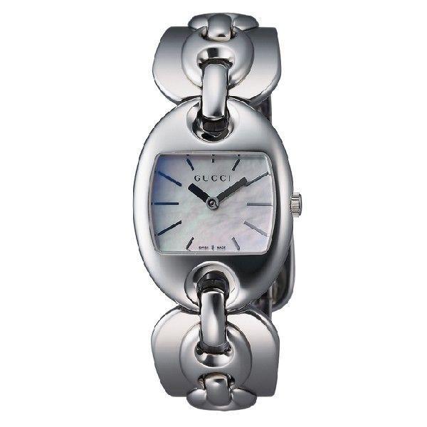 【T-ポイント5倍】 グッチ 腕時計 GUCCI MARINA CHAIN マリーナチェーン ホワイトシェル レディース YA121520/メンズ/レディース, インテリア Y-works 11fa276e
