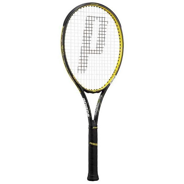 プリンス(Prince) ビースト 98 (BEAST 98) 305g ブラック×イエロー 7TJ067 国内正規品(18y2m) 硬式テニスラケット[AC]